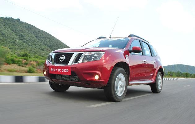 Технические характеристики Nissan Terrano