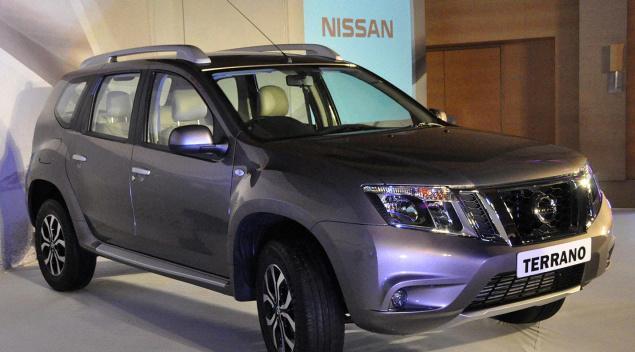 1 сентября в Индии стартуют продажи Nissan Terrano