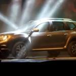 Презентация нового бюджетного кроссовера Nissan Terrano