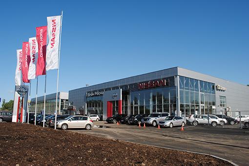 Nissan Terrano в Иваново