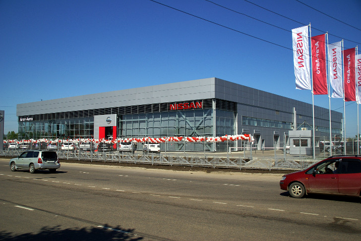 Ниссан Террано в Иркутске