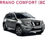 Nissan Terrano в комплектации Comfort