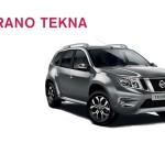 Nissan Terrano в комплектации Tekna