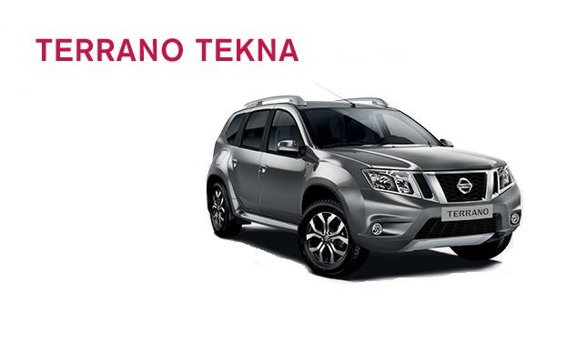 Nissan Terrano Tekna