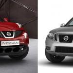 Nissan Terrano или Nissan Juke битва одной марки