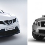 Сравнение Nissan Terrano и Nissan Qashqai
