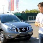 Видео обзор нового Nissan Terrano от Антона Воротникова