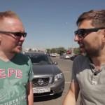 Большой тест-драйв Nissan Terrano