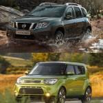 Неожиданное сравнение Nissan Terrano и Kia Soul