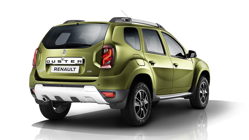 2015 Renault Duster vid szadi