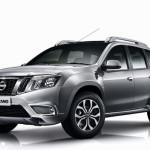 Nissan Terrano в Индии получил специальную версию Groove