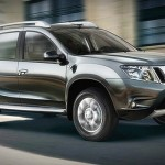 Nissan планирует обновить Terrano и добавить полный привод