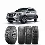 Выбираем летние шины для Nissan Terrano