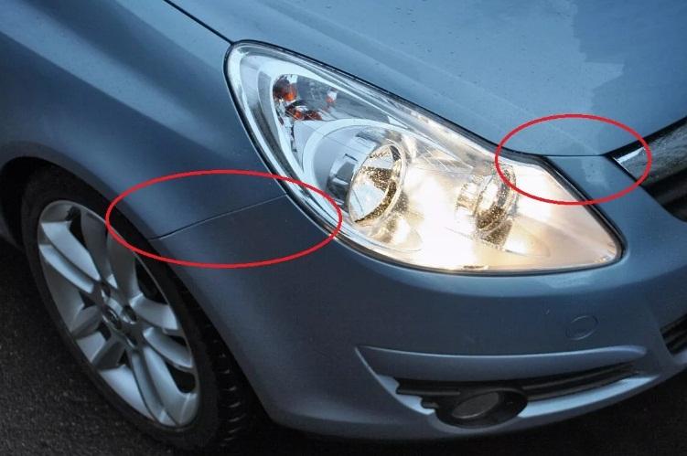 Скрытые дефекты у автомобиля