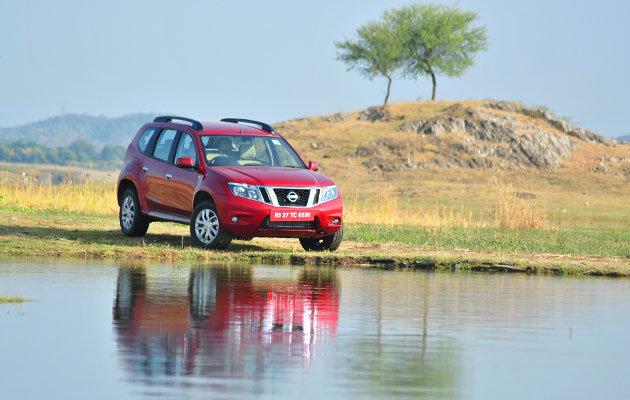 Дорожный тест и обзор нового Nissan Terrano