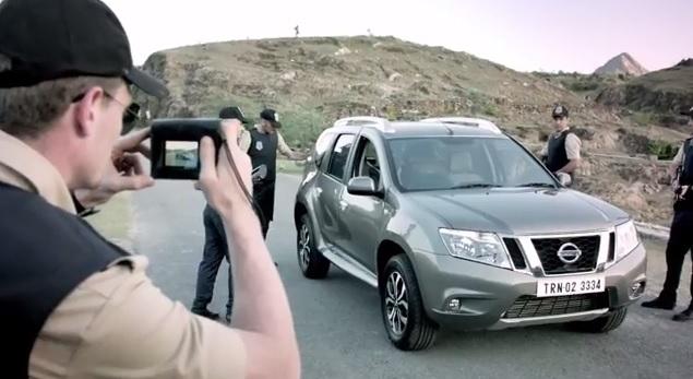 Рекламный ролик Nissan Terrano