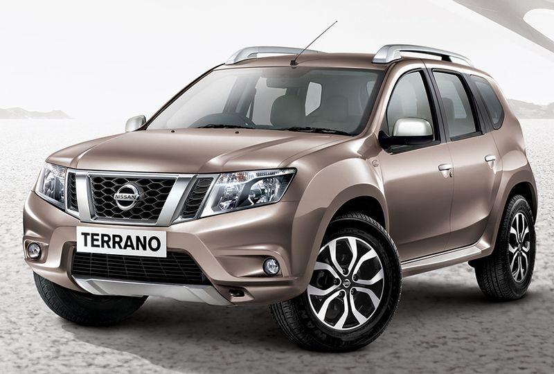 Зачем Nissan выпустил кроссовер Terrano